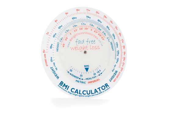 BMI Calculator Disc