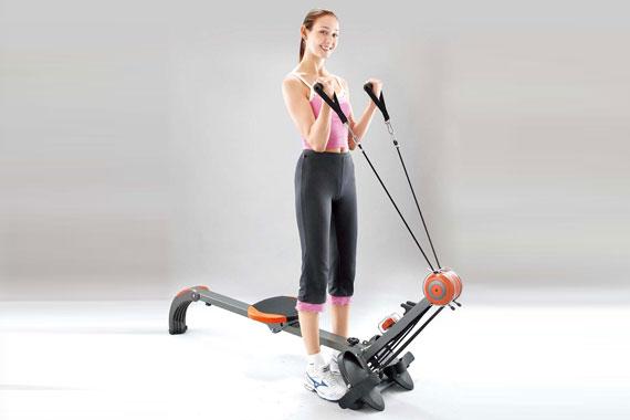 sculpture exercise machine